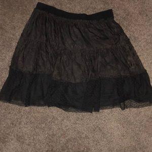 Black American Eagle skirt
